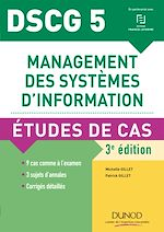 Download this eBook DSCG 5 - Management des systèmes d'information