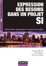Download this eBook Expression des besoins dans un projet SI
