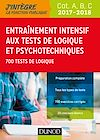 Télécharger le livre :  Entrainement intensif aux tests de logique et psychotechniques 2017-2018