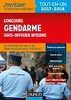 Télécharger le livre :  Le concours Gendarme sous-officier interne - 2017-2018