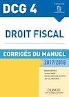 Télécharger le livre :  DCG 4 - Droit fiscal 2017/2018 - 11e éd.