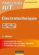 Download this eBook Electrotechnique IUT - 2e éd.