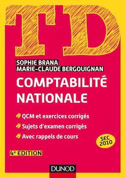 TD - Comptabilité nationale - 4e éd.