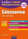 Télécharger le livre :  Géographie - Professeur des écoles - oral / admission - CRPE 2018