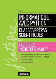 Téléchargez le livre :  Informatique avec Python - Classes prépas scientifiques