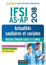 Téléchargez le livre :  IFSI-AS-AP 2018 - Actualités sanitaires et sociales