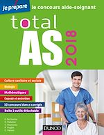 Download this eBook Total AS 2018 - Le concours aide-soignant