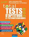 Télécharger le livre :  TOTAL Tests d'aptitude et psychotechniques - 2018
