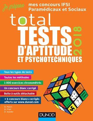 Téléchargez le livre :  TOTAL Tests d'aptitude et psychotechniques - 2018