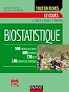 Télécharger le livre :  Biostatistique