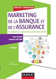 Téléchargez le livre :  Marketing de la banque et de l'assurance