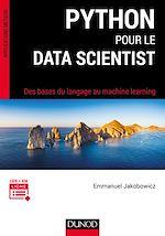 Download this eBook Python pour le data scientist