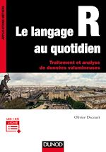 Download this eBook Le langage R au quotidien