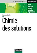 Download this eBook Chimie des solutions