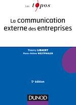 Téléchargez le livre :  La communication externe des entreprises - 5e éd.