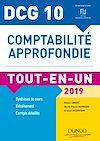 Télécharger le livre :  DCG 10 - Comptabilité approfondie - 2019