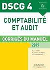 Télécharger le livre :  DSCG 4 - Comptabilité et audit - 2019 - Corrigés
