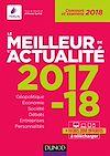 Télécharger le livre :  Le meilleur de l'actualité 2017-2018
