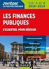 Télécharger le livre :  Les finances publiques 2018-2019 - 3e éd.