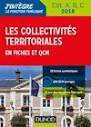Télécharger le livre :  Les collectivités territoriales en fiches et QCM 2018