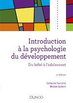 Download this eBook Introduction à la psychologie du développement - 4e éd