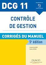 Download this eBook DCG 11 - Contrôle de gestion - 5e éd.