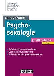 Téléchargez le livre :  Aide-mémoire - Psychosexologie