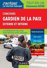 Téléchargez le livre :  Concours Gardien de la paix - 2019
