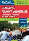 Télécharger le livre :  Gendarme adjoint volontaire - 2018-2019