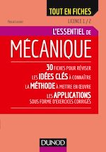 Download this eBook Mécanique - Licence 1 / 2