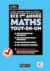 Télécharger le livre : Maths ECE 1re année