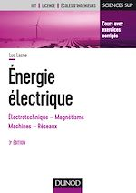 Download this eBook Energie électrique - 3e éd.