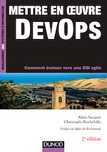 Download this eBook Mettre en oeuvre DevOps - 2e éd
