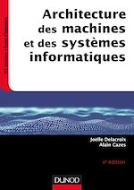 Download this eBook Architecture des machines et des systèmes informatiques - 6e éd.