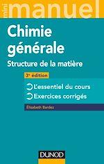 Download this eBook Mini Manuel de Chimie générale - 3e éd.