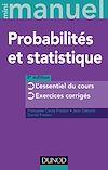 Télécharger le livre :  Mini Manuel de Probabilités et statistique - 3e éd.
