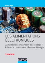 Download this eBook Les alimentations électroniques - 3e éd.