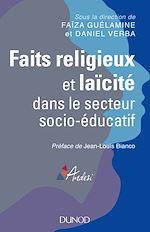 Download this eBook Faits religieux et laïcité dans le secteur socio-éducatif