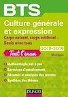 Télécharger le livre :  BTS Culture générale et Expression 2018-2019