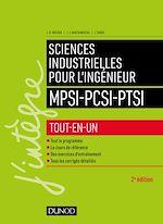 Download this eBook Sciences industrielles pour l'ingénieur MPSI-PCSI-PTSI - 2e éd.