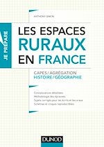 Download this eBook Les espaces ruraux en France