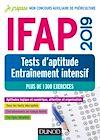 Télécharger le livre :  IFAP 2019 - Tests d'aptitude - Entraînement intensif