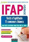 Télécharger le livre :  IFAP 2019/20 Tests d'aptitude - 11 concours blancs
