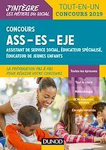 Téléchargez le livre :  Concours ASS-ES-EJE - Tout-en-un - Concours 2019