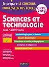 Télécharger le livre :  Sciences et technologie - Oral, admission - CRPE 2019