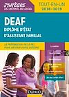 DEAF - Tout-en-un 2018-2019 | Verdu, Corinne