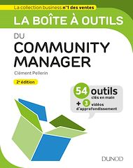 Téléchargez le livre :  La boîte à outils du Community Manager - 2ed.
