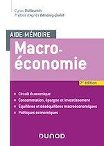 Download this eBook Aide-mémoire - Macroéconomie - 2e éd.