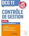 Télécharger le livre :  DCG 11 Contrôle de gestion - Manuel
