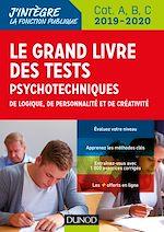 Téléchargez le livre :  Le Grand Livre des tests psychotechniques de logique, de personnalité et de créativité - 2019-2020